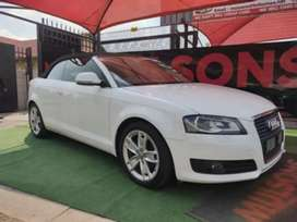 2010 Audi A3 1.8 TFSI Stronic cabriolet (convertible