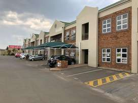 Upmarket & Secure space To Let