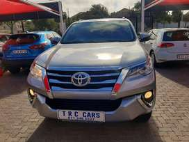 2019 Toyota Fortuner 2.4GD-6 Auto