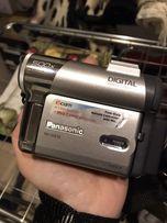 Видеокамера Panasonic nv-gs33 полный комплект,идеальное состояние