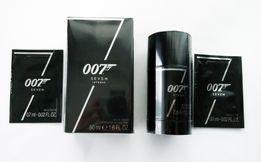 nowy zestaw James Bond 007 SEVEN i INTENSE SEVEN edp sztyft