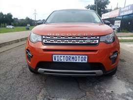 2016 Discovery 4 HSE Luxury Sport 2.2 Automatic 97000km for sale