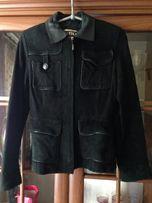 Продам женскую замшевую куртку
