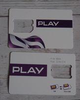 PLAY 2 X RAMKA SIM karty kolekcjonerskie