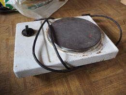 Kuchenka elektryczna jednopalnikowa firmy Termika model GK 19 PRL