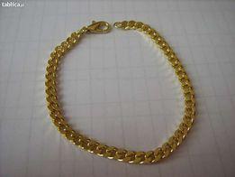 złota bransoletka 8,7g damska\męska