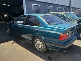1998 BMW E36 328i BREAKING UP FOR SPARES