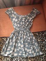 Стильное платье (сарафан) new look размер 8 (36,s)