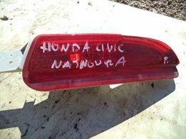 Lampa lampka prawa tył, zderzak Honda Civic 2012rok