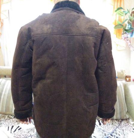 Зимняя дубленка Краматорск - изображение 3