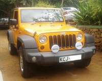 2012 Jeep Wrangler, manual 6-speed 3.6L petrol, super clean condition 0
