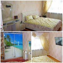 Продам 3 - х комнатную квартиру в центре города с мебелью и техникой