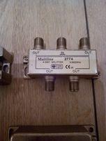 Rozgałęźniki sygnału antenowego