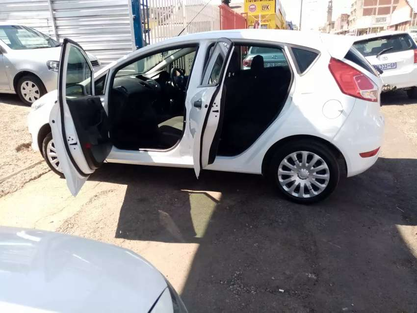 FORD FIESTA 1.4 LITRE 2017 0