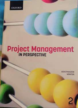 Oxford Project management in perspective 2nd edition
