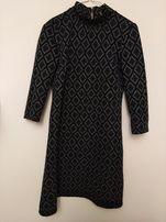 Lekko trapezowa sukienka Reserved