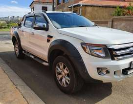 2013 For Ranger 3.2, TDCI, Xlt, A/T, Double Cab