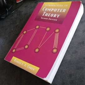 Introduction to Computer Theory (COS2601)