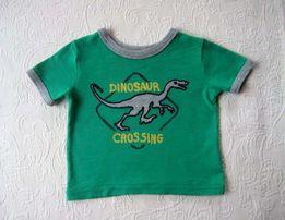 GAP футболка на мальчика 6-12 мес., 74-80 см.