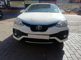 TOYOTA ETIOS, 2020. GOING FOR CASH OR FINANCE