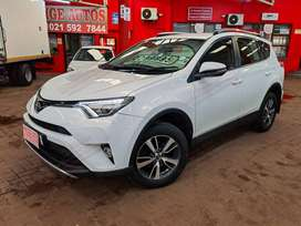2016 TOYOTA RAV4 2.0GX AUTOMATIC 4X2 WITH ONLY 93000KMS  FULL SERVICE