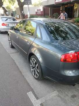 Excellent Conditions and Performance Audi A4, is a Drive Away