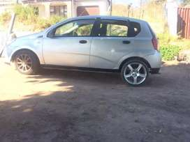 In good condition woza