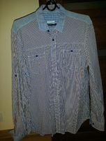 Koszula męska Reserved rozmiar L kratka regular fit
