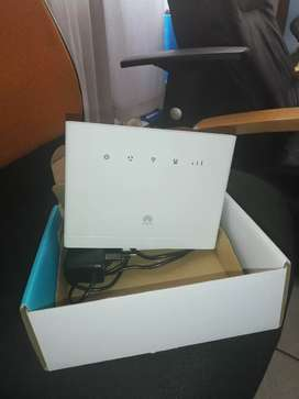 Huawei B315 Wireless LTE Router for all network operators