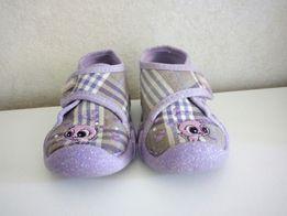 Продам пинетки пінетки тапочки ботинки 19 р. 11,5 см ботиночки