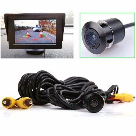 камера заднего вида, видеонаблюдения (дверной глазок) парктроник Кривой Рог - изображение 1
