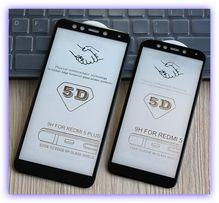 Cтекло Mocolo Full Glue 5D для Xiaomi Redmi 5/5 Plus/Note 5