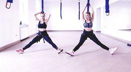 Bungee Gym - zestaw sprzętu do fitness