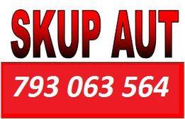 Skup aut / Auto skup / 793_063_564 / Skup aut używanych / gotówka