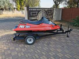 2xPolaris jetskis for sale