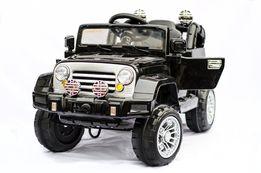 Jeep Auto na Akumulator ! # RADIO MP3 SKÓRA 2x45W 4xAmorki
