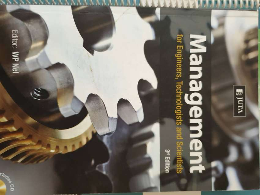 Management for engineers textbook