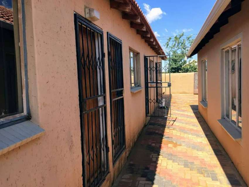 A room to rent at Protea Glen Ext 26 R1200. 00 0