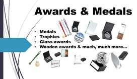Awards, Trophies and medals