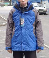 Новая мужская демисезонная/ лыжная куртка, размер 48-50