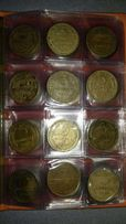 Колекція монет СССР копійки 60 шт
