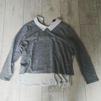 Atmosphere 20 48 koszula kołnierz sweter sweterek