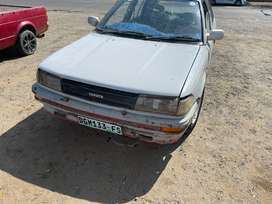 TOYOTA CONQUEST 1.6 16v-FOR SALE AS IS OR AVAILABLE FOR STRIPPING