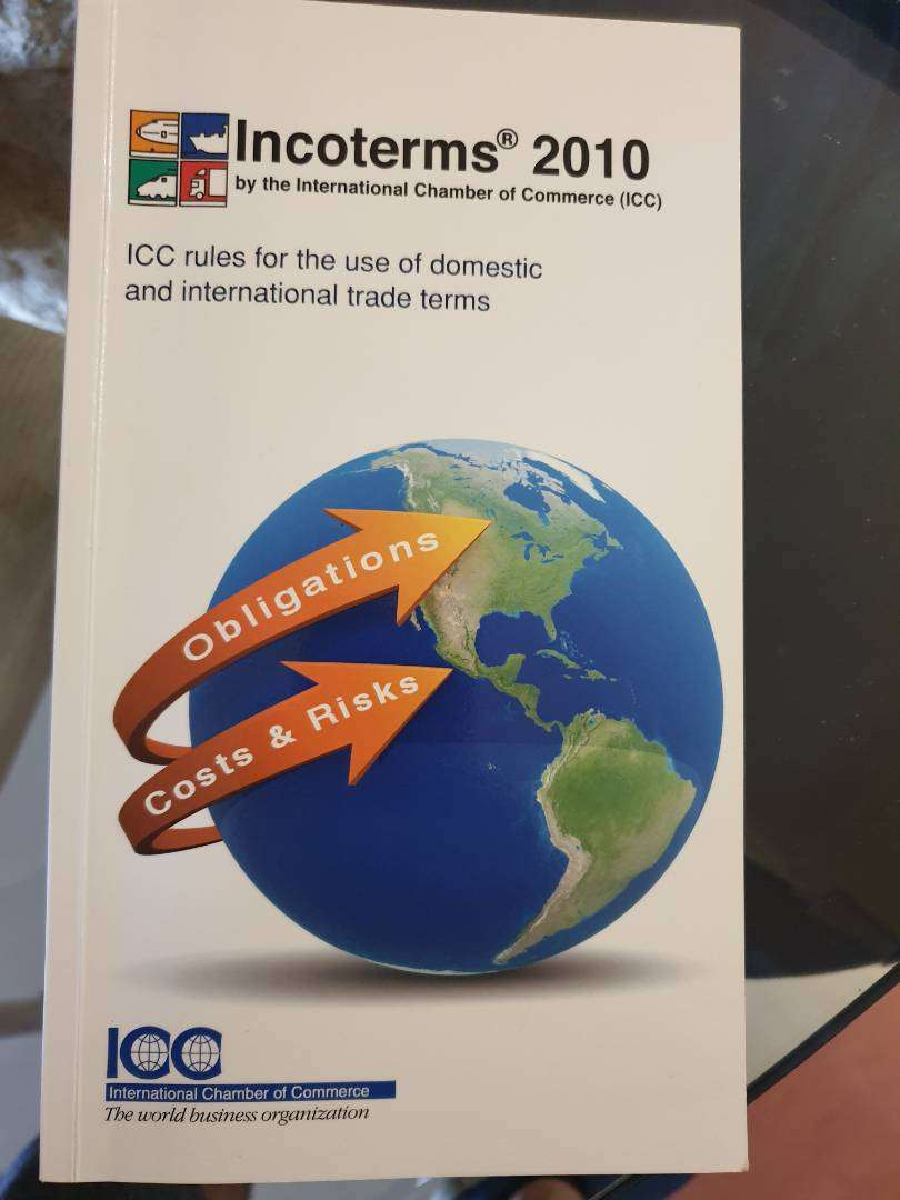 Incoterms 2010 Text book 0