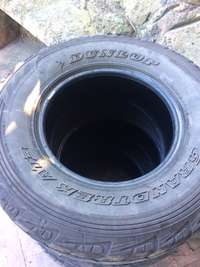 Image of second had Tyres for sale