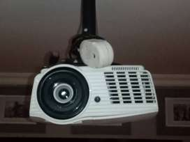 Optoma Full HD50 3D Projector and accessories