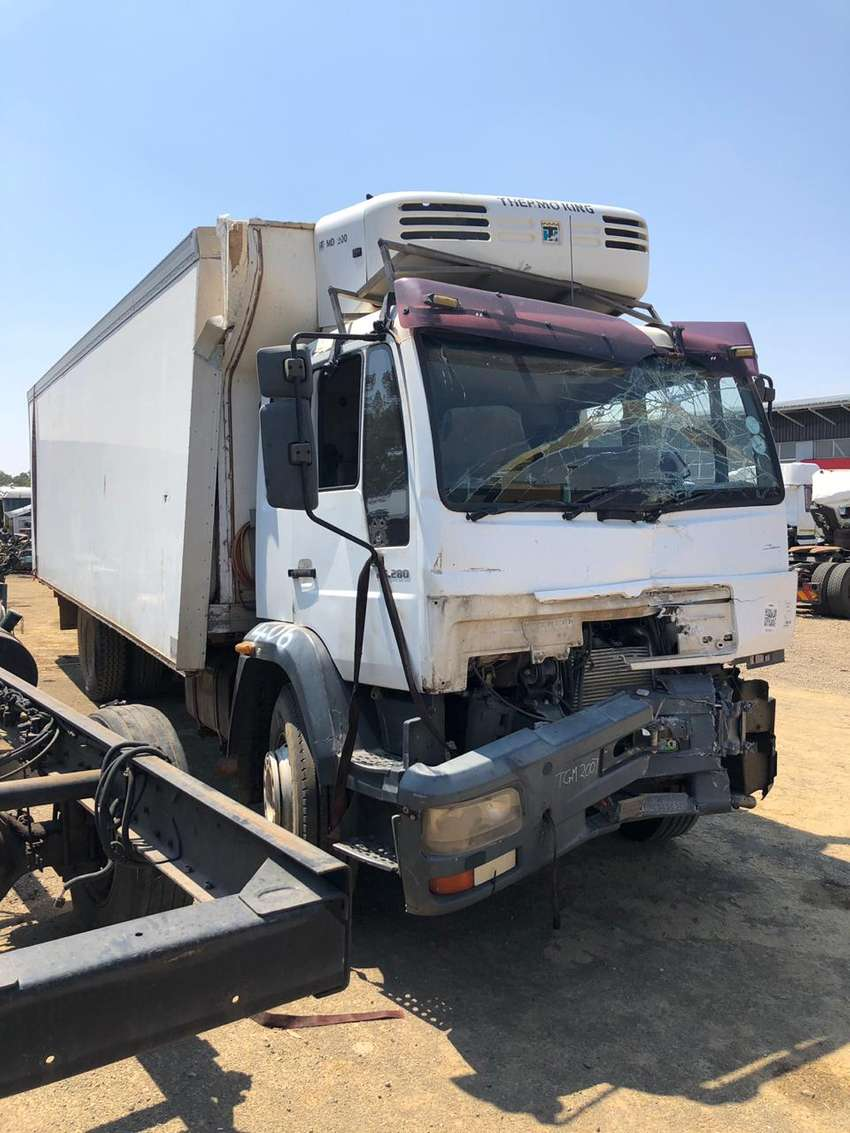 2007 MAN TGM 25.280 Stripping for Spares 0