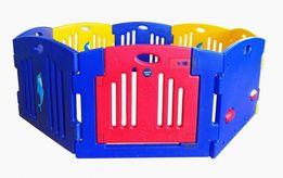 Plac zabaw , kojec , zagroda dla dziecka, basen na kulki, suchy basen