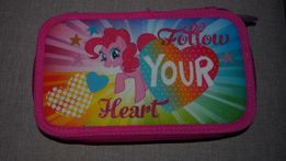 My Little Pony piórnik, kubek, puzzle