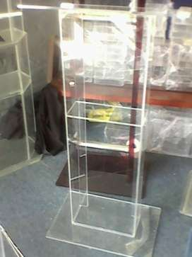 EASY MANAGEABLE PULPITS/ PODIUMS